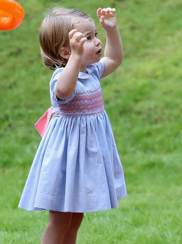 e0429a25f All of Prince George and Princess Charlotte's outfits from the ...