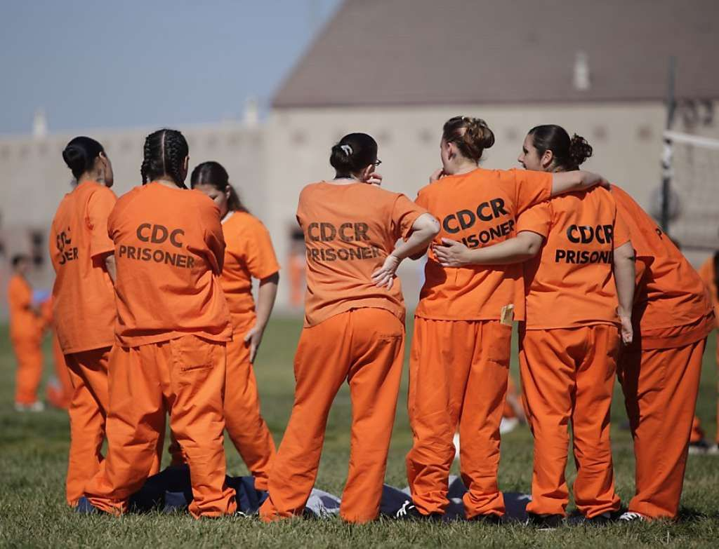 California Women S Prisons Trying To Save Programs Prison