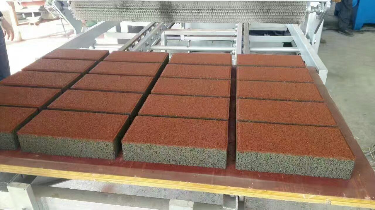 Recycled Plastic Bricks Making Machine Lego Brick Prices In The Uae Plastic Mould For Hollow Concrete Brick Machine In 2020 Brick Prices Concrete Bricks Fly Ash Bricks