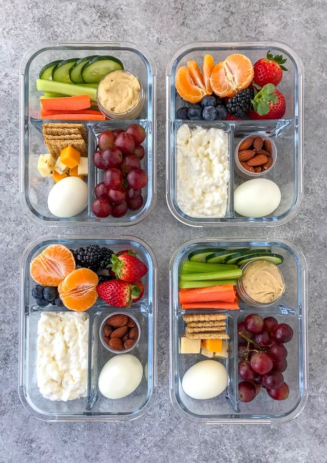 Easy Protein Bistro Snack Box images