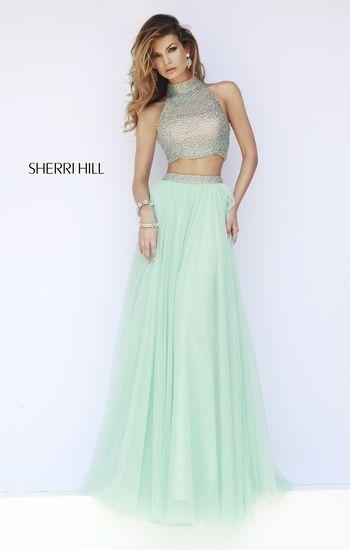 Sherri Hill evening dress