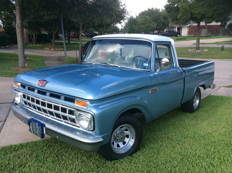 1965 Ford F100 for sale by Owner Sugarland, TX