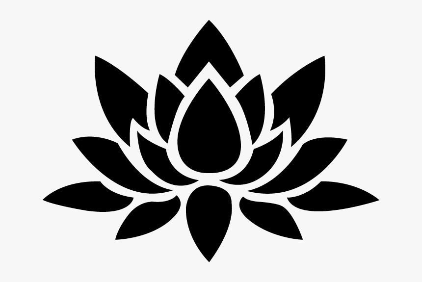 Black Transparent Lotus Flower Hd Png Download Is Free Transparent Png Image To Explore More Similar Hd Image On Pngitem Buddhist Symbols Lotus Png