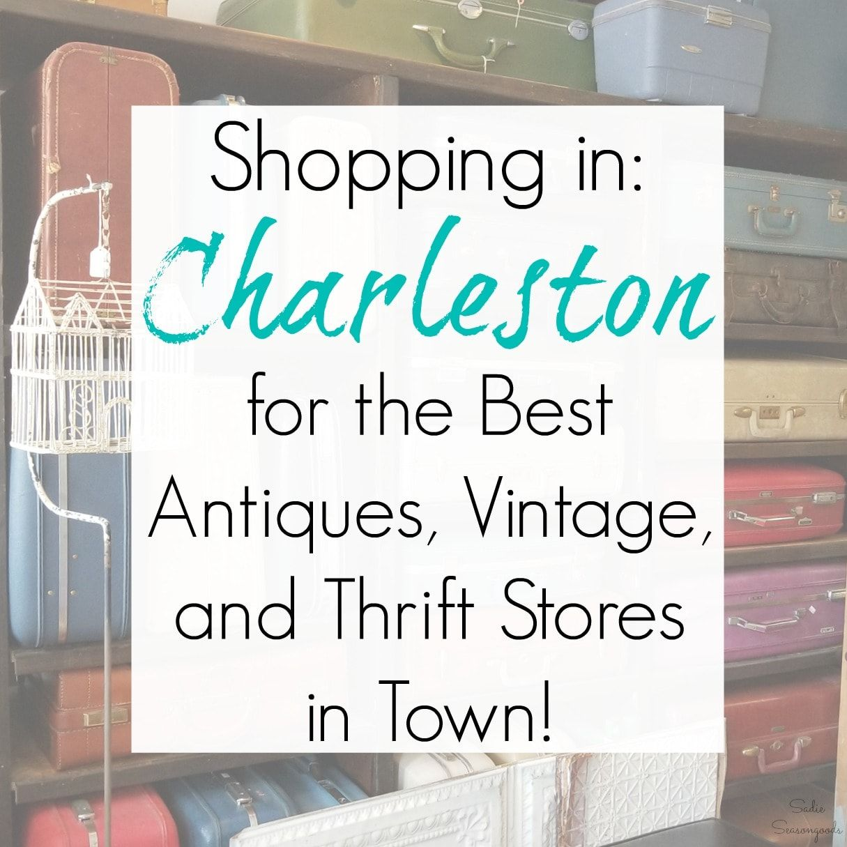 Charleston Sc Antique Stores Thrift Stores And Architectural Salvage Antique Stores Thrifting Thrift Store