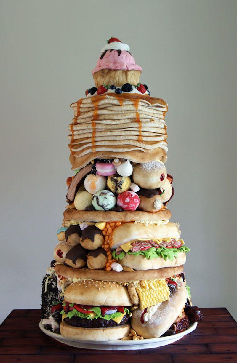 Cake Design 12 Idees De Decoration De Gateaux Hyper Creative Miam
