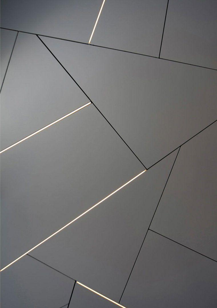 bande led pour clairage int rieur moderne joli et pratique led pinterest dise o pared. Black Bedroom Furniture Sets. Home Design Ideas