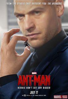 Pop Culture Safari!: New Ant-Man character posters