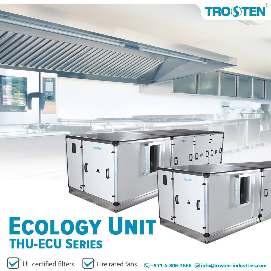 Trosten Industries Is The Leading Ecology Unit