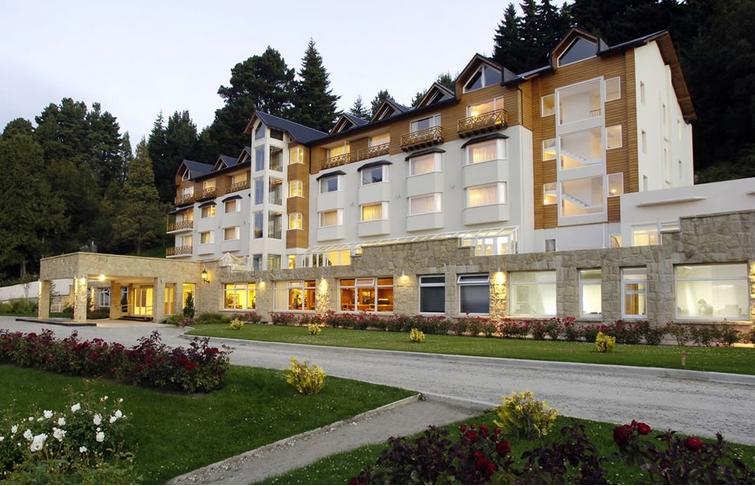 #Revestimiento #SidingEternit en Hotelería