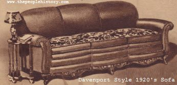 Furniture For Your Home In The 1920s With Photographs Prices And Examples