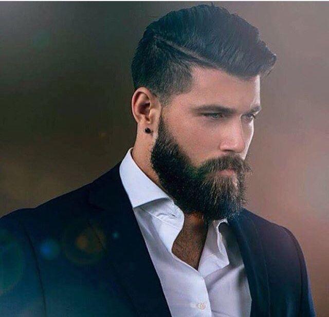Pin By On Bearded Men In 2019 Beard Haircut
