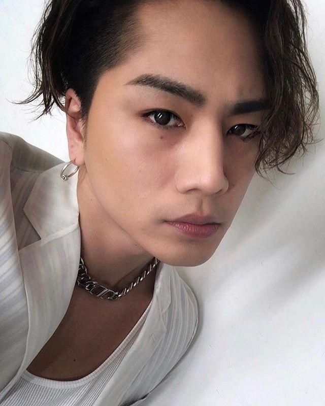 登坂広臣 好きな髪型
