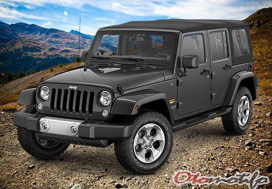 12 Harga Mobil Jeep Termahal Dan Terbaru 2020 Jeep Wrangler