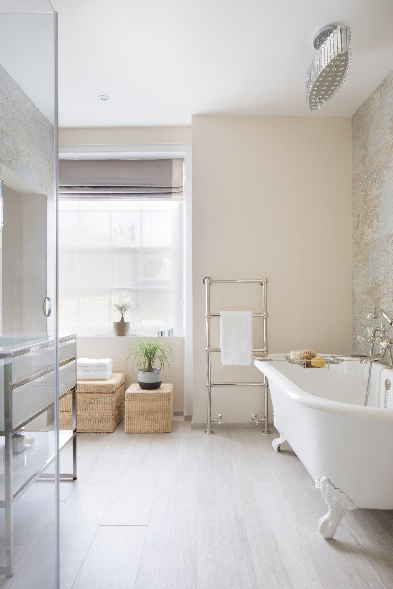 His And Hers Bathrooms Bathroom Inspiration Bathroom Inspiration Flooring Heated Towel Rail