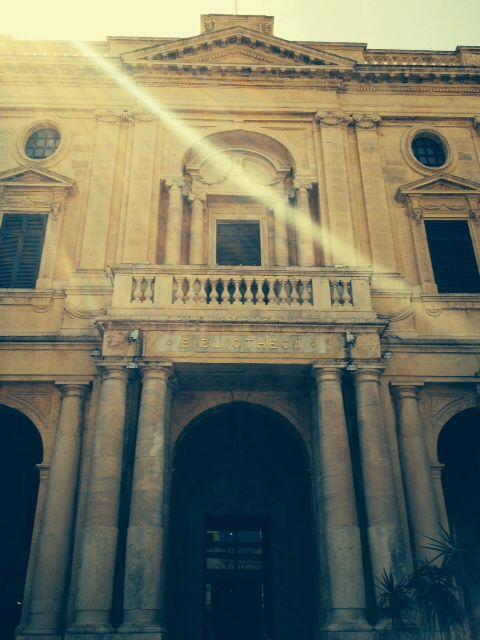 Bibliotheca - Valletta