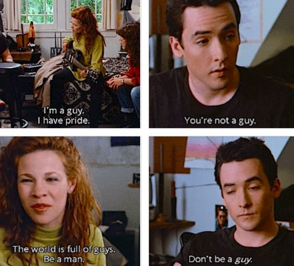 Say Anything Favorite Quote Media Movies Movie Quotes