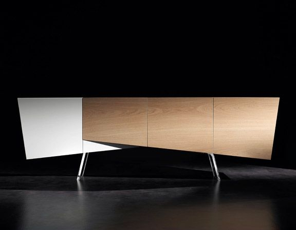 buffet alliance par erwan peron | design and buffet - Meuble Bahut Design