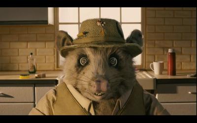 Kylie The Opossum Fantastic Mr Fox Fantastic Mr Fox Movie Fantastic Fox