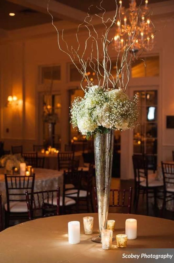 37 Beautiful Tall Clear Vase Centerpiece Ideas Vase Centerpieces