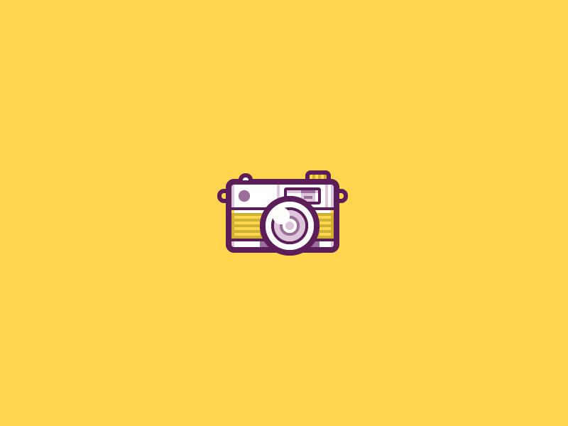 Camera Icon Camera Icon Camera Cartoon Icon