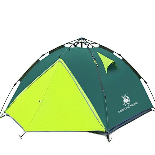 Gazelle Outdoors Full Coverage Auto Tents 34 People C&ing Tent Outdoor Tent u003eu003eu003e You can find more details by visiting the image link.  sc 1 st  Pinterest & Gazelle Outdoors Full Coverage Auto Tents 34 People Camping Tent ...