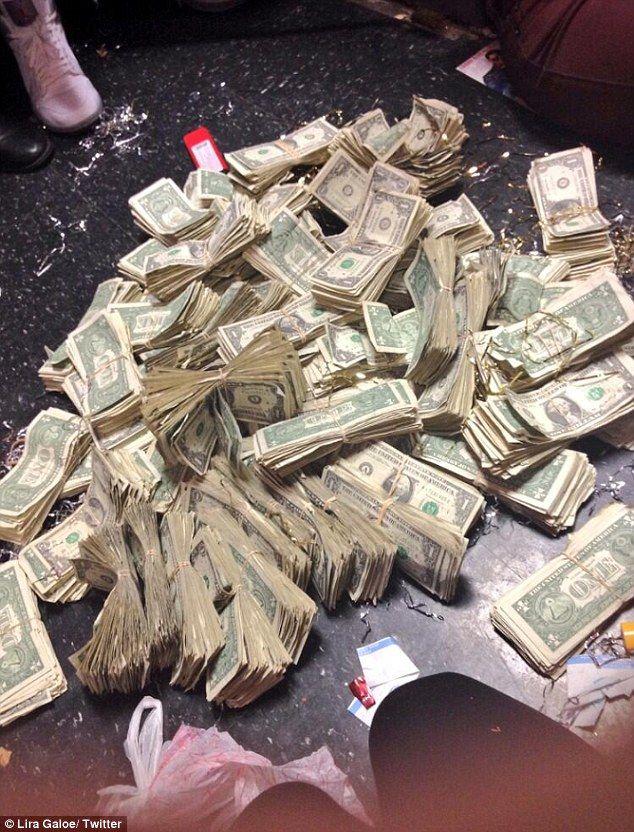 Earn money from strip dance
