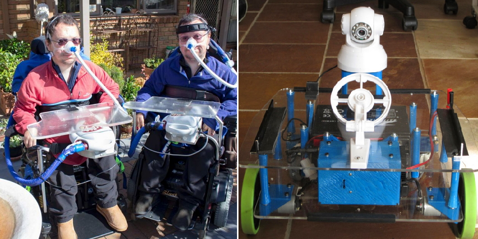 Australian Brothers Nick and Chris Fryer Take On Muscular Dystrophy With 3D Printing http://3dprint.com/59318/australian-brothers-take-on-muscular-dystrophy-3d-printing/