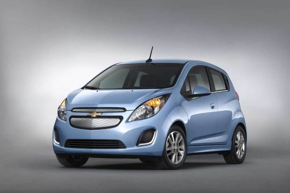 2014 Chevy Spark Electric Car Range 82 Miles Price 26 685 00