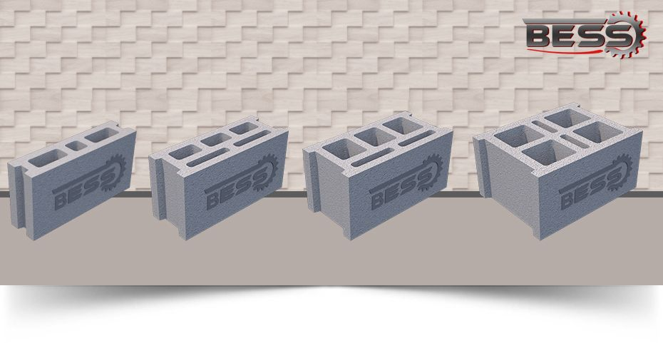 Machine De Fabrication D Hourdis Semi Automatique Vess En 2020 Centrale A Beton Bordure De Trottoir Bordure T2