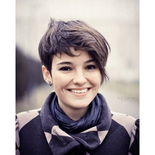 Cute Short Edgy Haircuts for Beautiful Girls ❤ liked on Polyvore ...