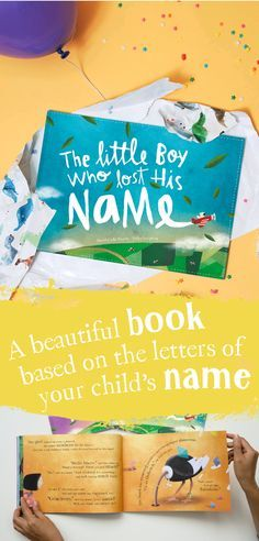 A marvelous personalized storybook based on the letters of a childs a marvelous personalized storybook based on the letters of a childs name the unforgettable surprise negle Images