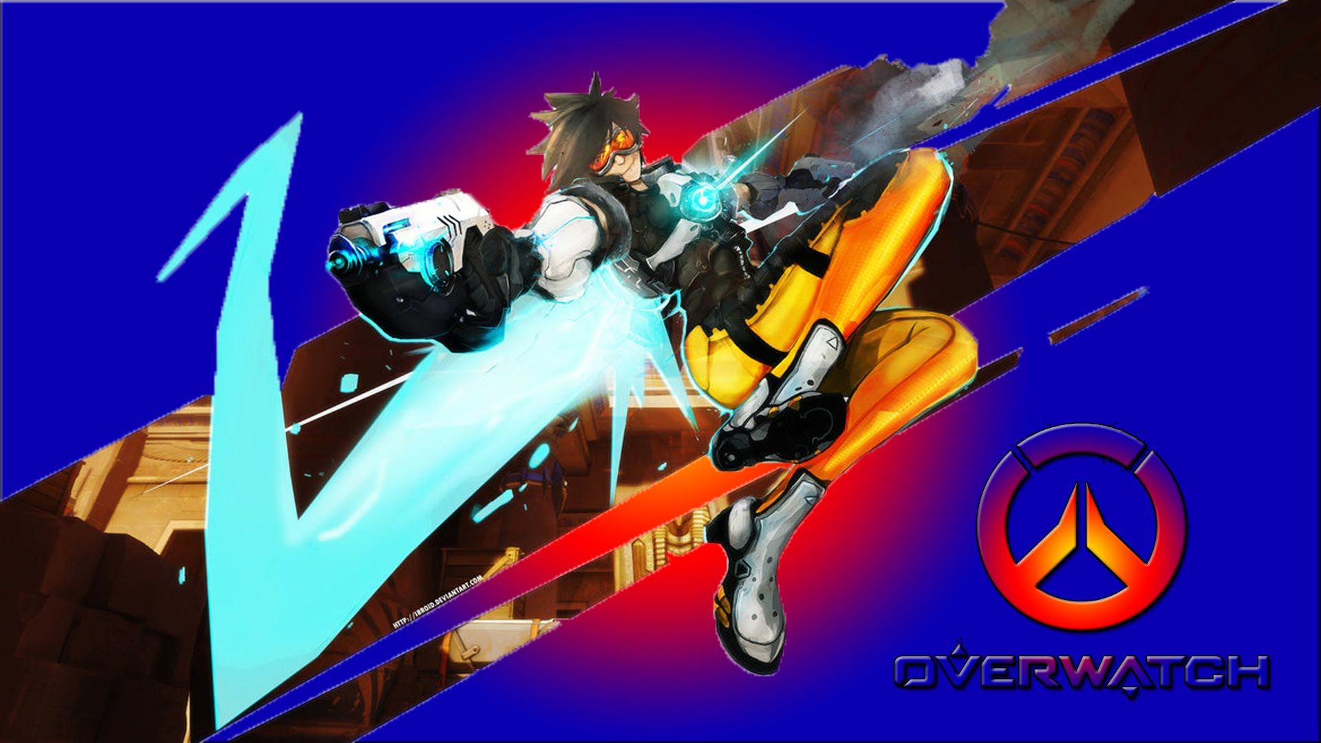 OverWatch Epic Gameplay 1080p HD gameplay Overwatch