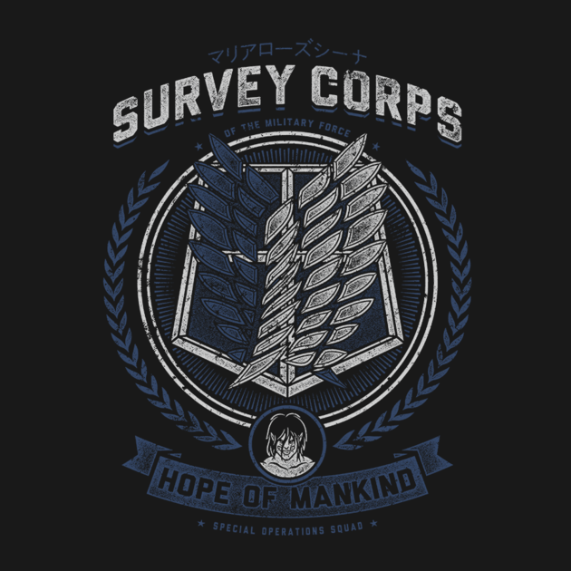 Hope of Mankind T-Shirt - The Shirt List