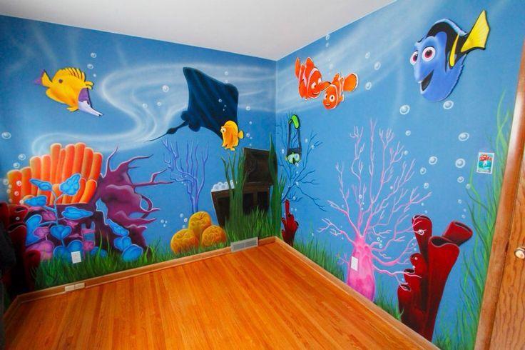44+ Finding nemo room decor information