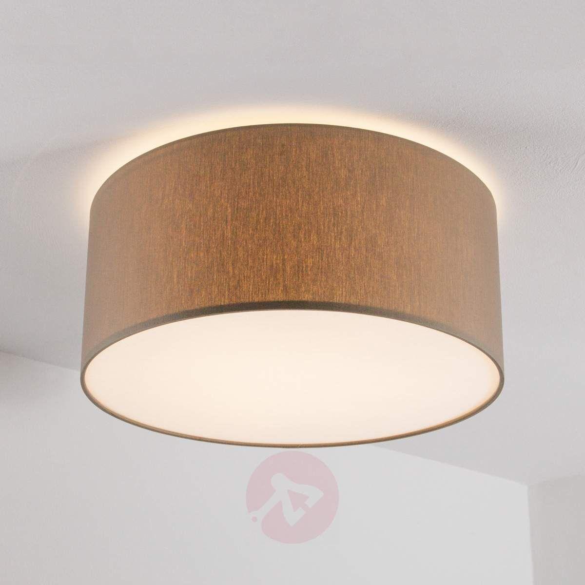Szarobrązowa Lampa Sufitowa Mara 40 Cm Lampy Sufitowe W