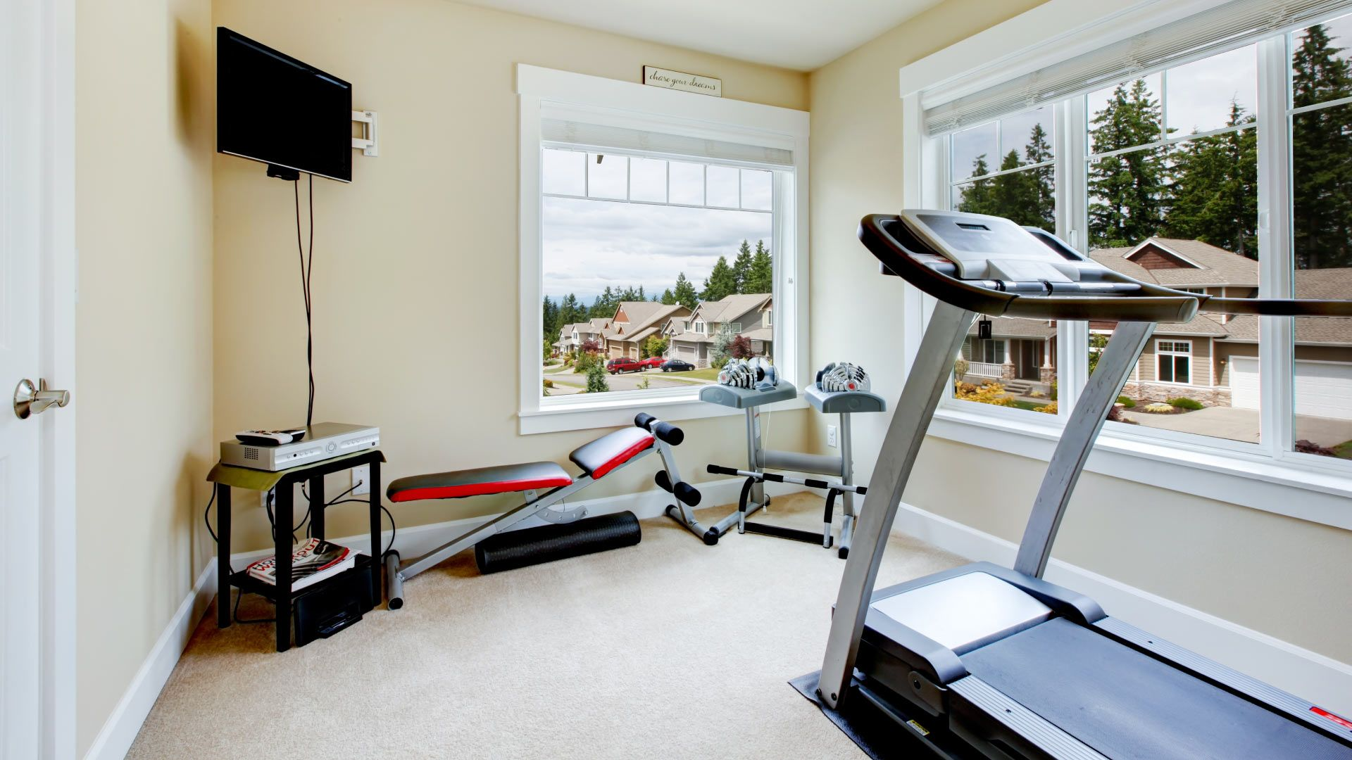 home gym designs #home gym ideas creative to workout at home | Home ...