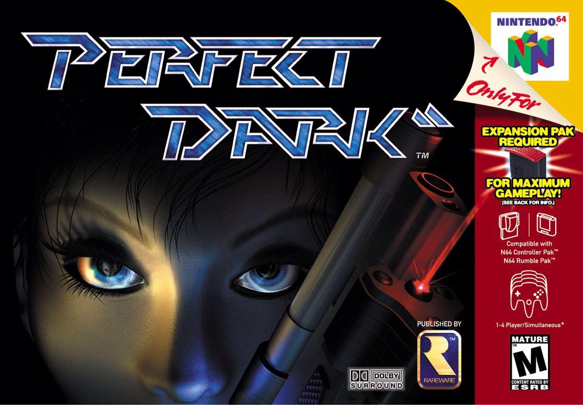 Perfect Dark N64 Perfect Dark N64 Games Nintendo 64 Games