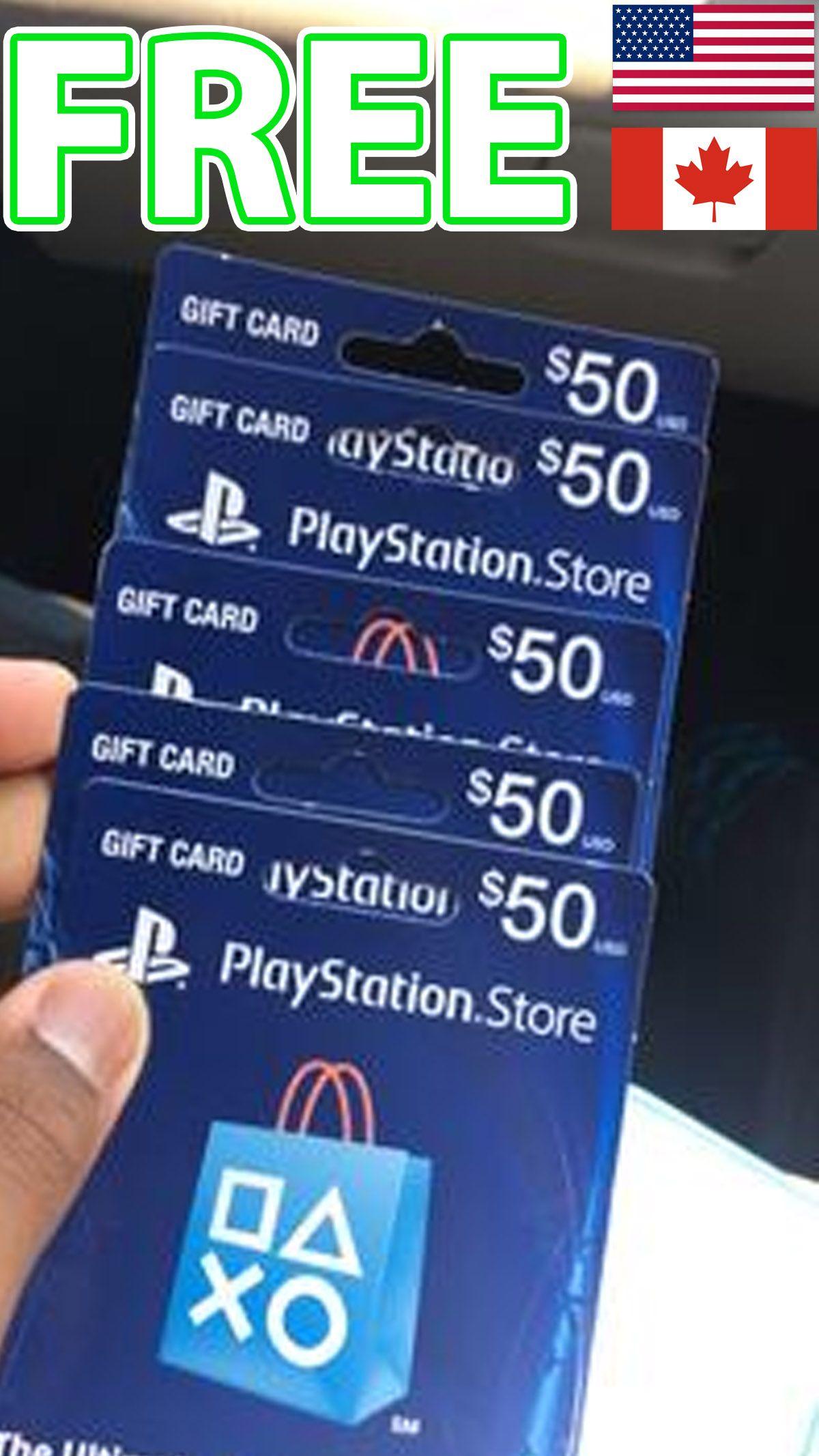 Free psn cards get free psn codes playstation gift