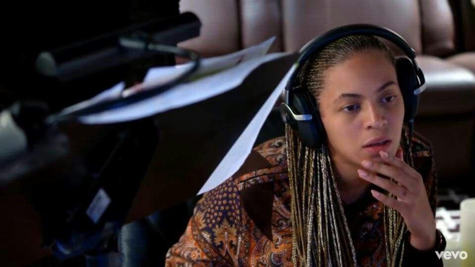 Beyoncé, the creative side