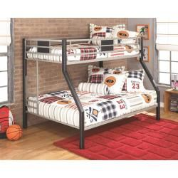 B10656 In By Ashley Furniture In Longview, TX   Twin/Full Bunk Bed