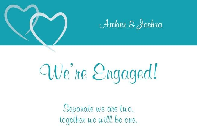 Engagement Invitations  St  Bridal World  Wedding Ideas And