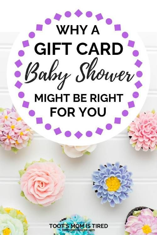 Why a Gift Card Baby Shower Might Be Right for You - #a #Baby #be #Card, #FOR #Gift #Might #Right #Shower #Why #You