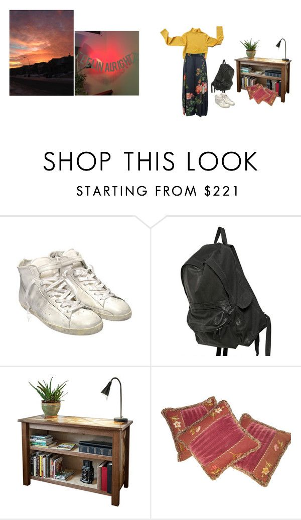 """Come on over, Valerie"" by l8tr ❤ liked on Polyvore featuring Golden Goose, Ann Demeulemeester, women's clothing, women's fashion, women, female, woman, misses and juniors"