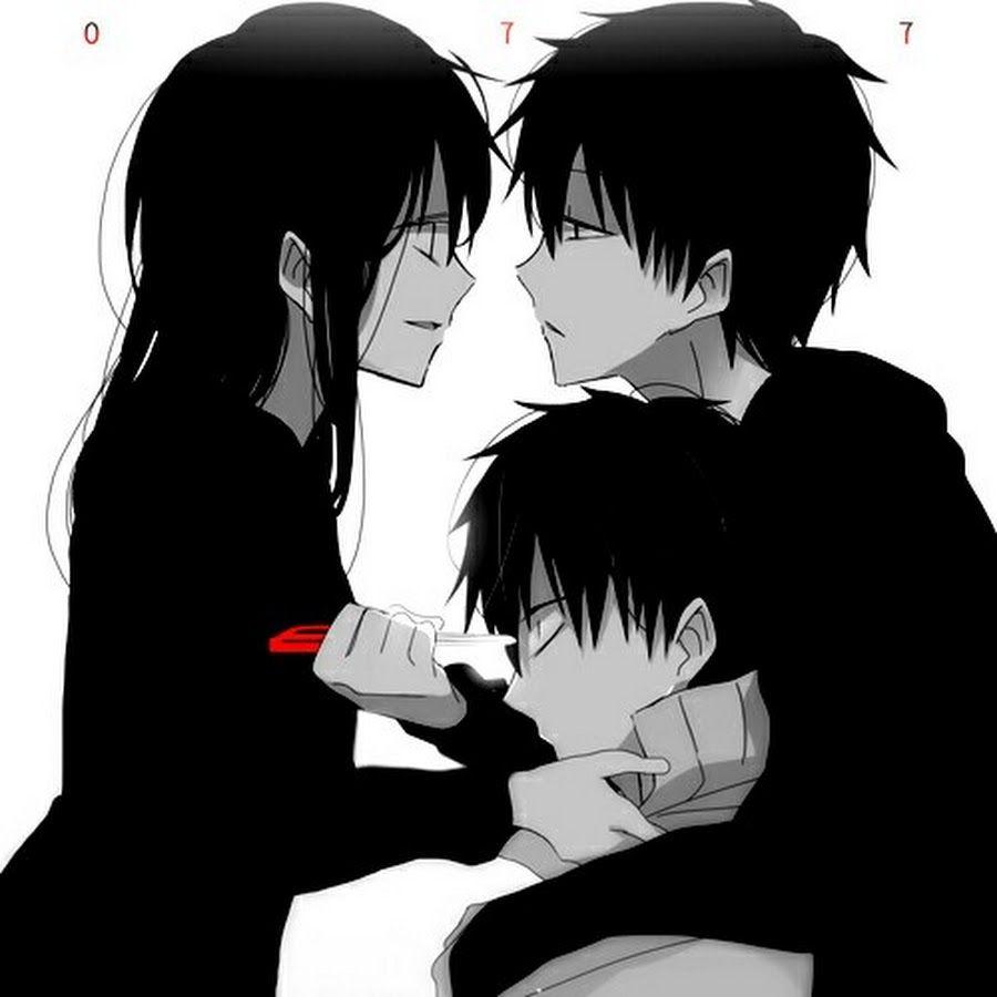 Dame una buena raz n para no matarlo kagerou daze - Dark anime couples ...