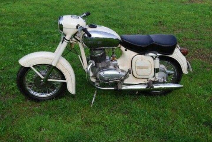 Wonderlijk Jawa 250 CZ | Cars & Motorcycles that I love | Motorcycle, Cars HX-53