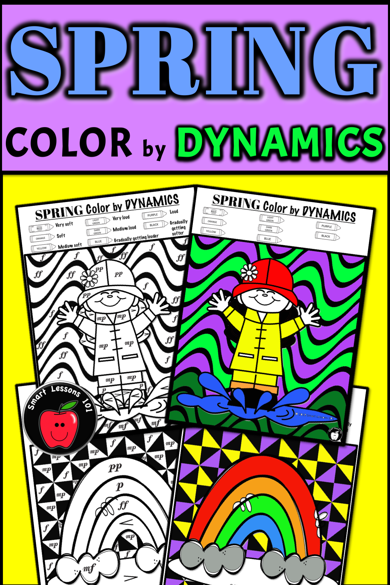 Fun Music Coloring Pages For Kids These Music Coloring