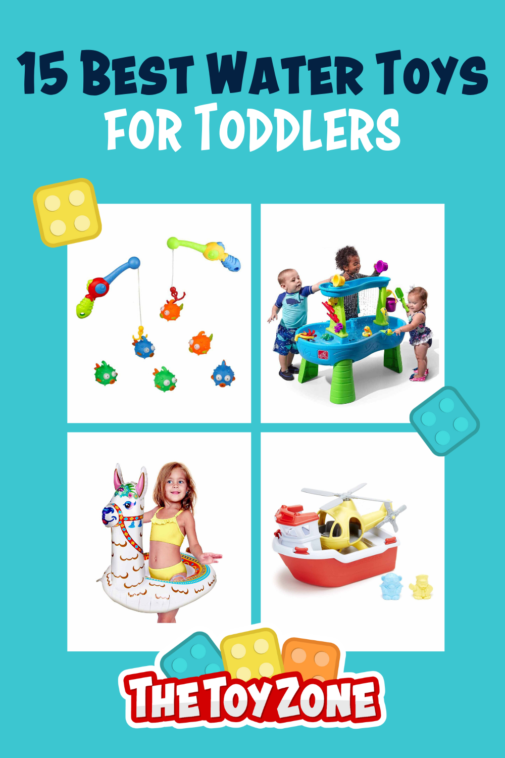 15 Best Water Toys for Toddlers 2020 - TheToyZone in 2020 ...