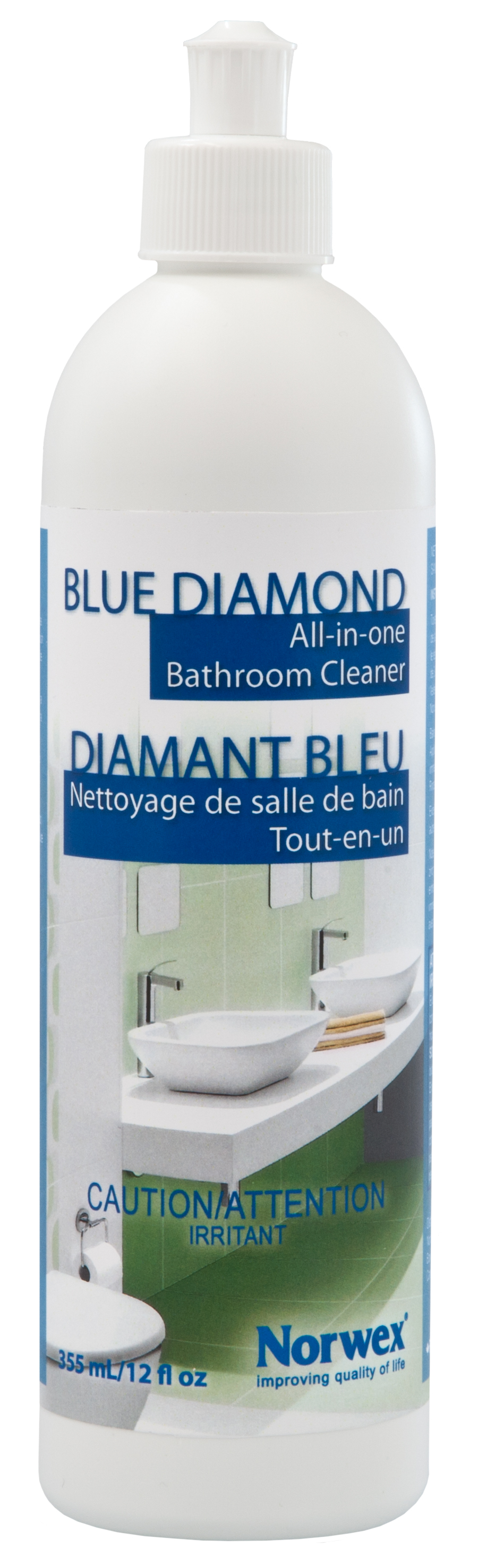 Norwex Blue Diamond - You can use this all-in-one product for ...