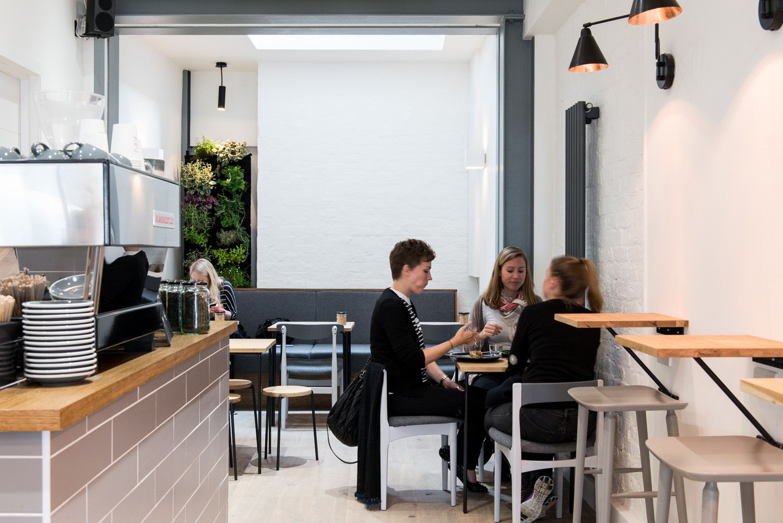 Inspiring Interior Design KIN Cafe London Blogbodieandfou