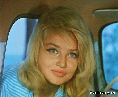 Топ-20 самых красивых советских актрис / ирина алферова в ...